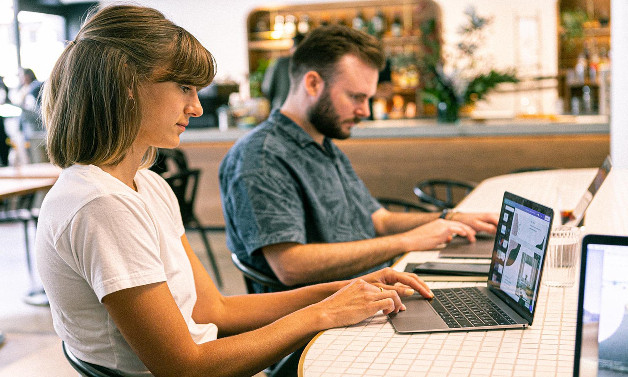 photo-of-woman-using-laptop-3194518 - Workspace Digital